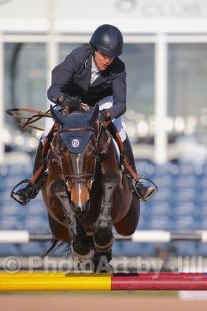 Clermark Equestrian   Paratrooper & Laura Kraut